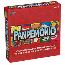 PANDEMONIO THE WILD AND WACKY CARD TRADING FAMILY BOARD GAME! DRUMMOND PARK 8+