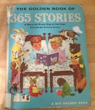 The Golden Book of 365 Stories A Story for Every Day of Year 1969 Richard Scarry