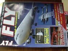 µ?a  Revue FLY n°16  plan encarté Smoby Airbus A340 Peak Spirit Super Aeromaster