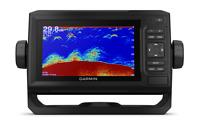 Garmin echoMAP™ Plus 62cv Kartenplotter mit GPS & Tiefenmesser Funktion