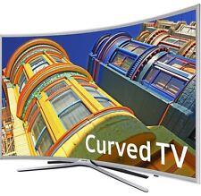 "Samsung 55"" Curved Full HD LED TV 1080p 60Hz 3 HDMI USB HDTV UN55K6250AFXZA"