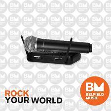 Shure SVX Wireless Microphone System PG28 Mic Vocal Handheld SVX24PG28 558-570MH