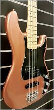 FENDER AMERICAN PERFORMER PRECISION BASS MN PENNY*GREASEBUCKET TONE SYSTEM*