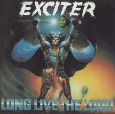 Exciter - Long Live The Loud NEW CD