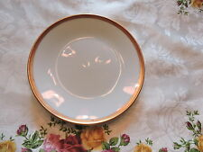 Rosenthal Studio Line Gold Rimmed Bread and Butter Plate
