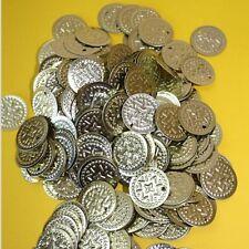 Münzen Gold Bastelmünzen, Bauchtanz Deko Basteln Perlen Metall 15mm 100g
