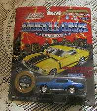 Johnny lightning diecast car limited edition 1970 CHEVELLE SS  series 9 #16787
