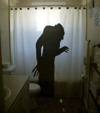 Bathroom Shower Curtain Horror Nosferatu A Symphony of 1922 scary custom