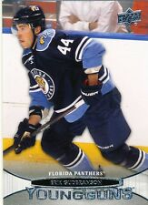 11-12 UPPER DECK ERIK GUDBRANSON RC YOUNG GUNS #217