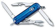 Victorinox Swiss Army Manager Sapphire Knife w/ Pen Screwdriver Scissors 53232