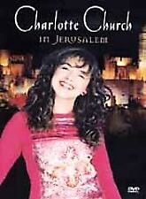 Charlotte Church - In Jerusalem, Excellent DVD, ,