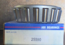 BRAND NEW ABI DIFFERENTIAL BEARING 25590 FITS VEHICLES LISTED ON CHART