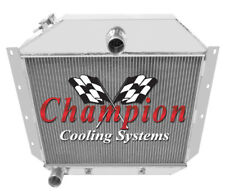 3 Row Perf Champion Radiator for 1951 - 1957 International Harvester Truck