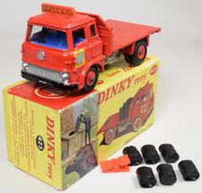 1964 DINKY #425 BEDFORD TK COAL WAGON W/ 6 COAL SACKS & SCALE nr-MINT W/ EXC BOX