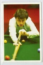 Scarce Trade Card of Jimmy White, Snooker 1986