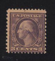 1919 Sc 541 MNH nice OG single Type II  Sc CV $100