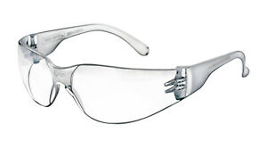 Safety Goggles Glasses Lab Work Eye Protective Eyewear Clear Lens