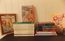 Lot 52 American Girl Chapter Books~History Mysteries~Wild Heart~Friendship~Quiz