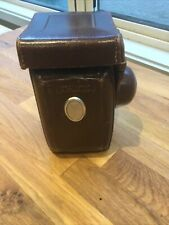 Rolleiflex Leather Case - Used - Vintage