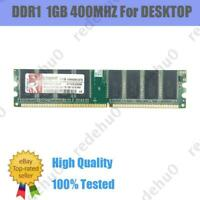 For Kingston 1GB 2GB 4GB 8GB DDR1 400Mhz PC3200 Low Density Desktop Memory Lot