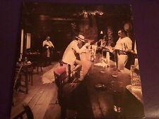 "Led Zeppelin ""In through the Out Door"" Original album LP 1979"