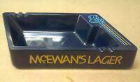 mcewans vintage lager beer pub bar collectors smoking home ash tray gift *