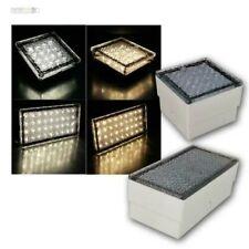 LED Ground Recessed Lighting Light Garden Spotlight Cobble Stone IP65 230V Spot
