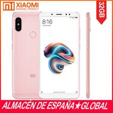 XIAOMI REDMI NOTE 5 5'99 FHD SNAPDRAGON 636 3GB+32GB 12MP 4G Smartphone ORO ROSA