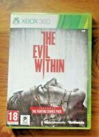 The Evil Within (Xbox 360)  Game UK PAL New & Sealed. Free UK Postage