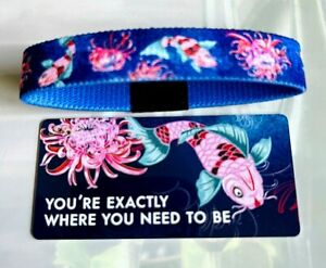 Medium ZOX Singles YOU'RE EXACTLY WHERE YOU NEED TO BE - Ocean Life