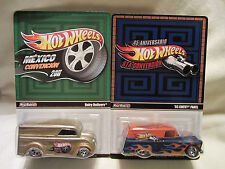 '55 Chevy Panel & Dairy Delivery Hot Wheels Mexico Conventions!