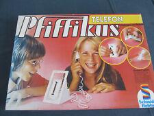 Telefon/Baukasten Pfiffikus, Erfindungen und Technik /Schmidt Spiele wie Kosmos