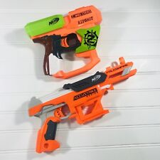 Nerf Zombie Strike Ripshot Z Squad Dart Gun & Accustrike Falcon Fire Blaster 3