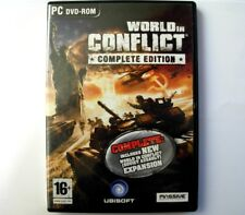 WORLD IN CONFLICT Complete Edition PC DVD-ROM - English version -