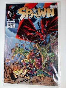 Image Comic - Spawn- #11, Todd McFarlane, n.m, Original Bag.