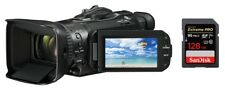 Canon LEGRIA GX10 + SanDisk Extreme Pro 128GB ! 4K Profi Camcorder GX 10