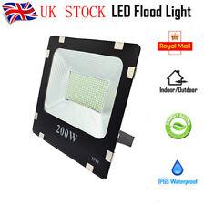 20W 50W 100W 150W 200W SMD LED Flood Light Landscape Outdoor Lamp Spotlight IP66