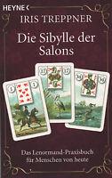 DIE SYBILLE DER SALONS - Das Lenormand Praxisbuch - Iris Treppner - NEU