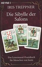 DIE SIBYLLE DER SALONS - Das Lenormand Praxisbuch - Iris Treppner - NEU