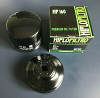 HIFLO OIL FILTER & REMOVAL TOOL BMW K1300 S SPORT 2012