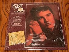 ELVIS 50TH ANNIVERSARY FEATURING THE LAST FAREWELL 10""
