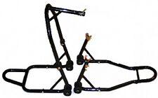 Motorcycle Stands Suzuki GSXR600 GSXR750 GSXR1000 Headlift & Rear Spool Stands
