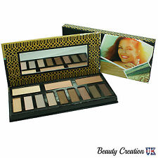 TECHNIC Bronzing Bronzed Nudes 12pc Eyeshadows Palette TC046