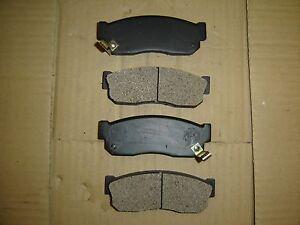 D275 Premium Quality FRONT DISC BRAKE PAD SET D275
