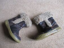 HUSH PUPPIES GIRLS BOOTS INFANT SIZE UK 6