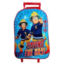 Saving the Day Trolley | Feuerwehrmann Sam | 45 x 29 x 10 cm | Reisekoffer