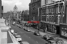 PHOTO  LONDON 1962 EASTWARD VIEW ON ST JOHNS HILL CLAPHAM JUNCTION