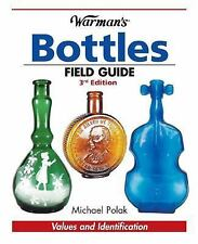 Warman's Bottles Field Guide, Polak, Michael, Good Condition, Book
