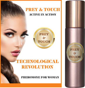 Prey&Touch Pheromone Perfume for Women 10ml Pheromone Oil Very Strong Attract