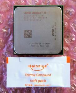 AMD Athlon II X4 ADX645WFK42GM Quad-Core 3.1GHz Socket AM2+ AM3 Processor CPU